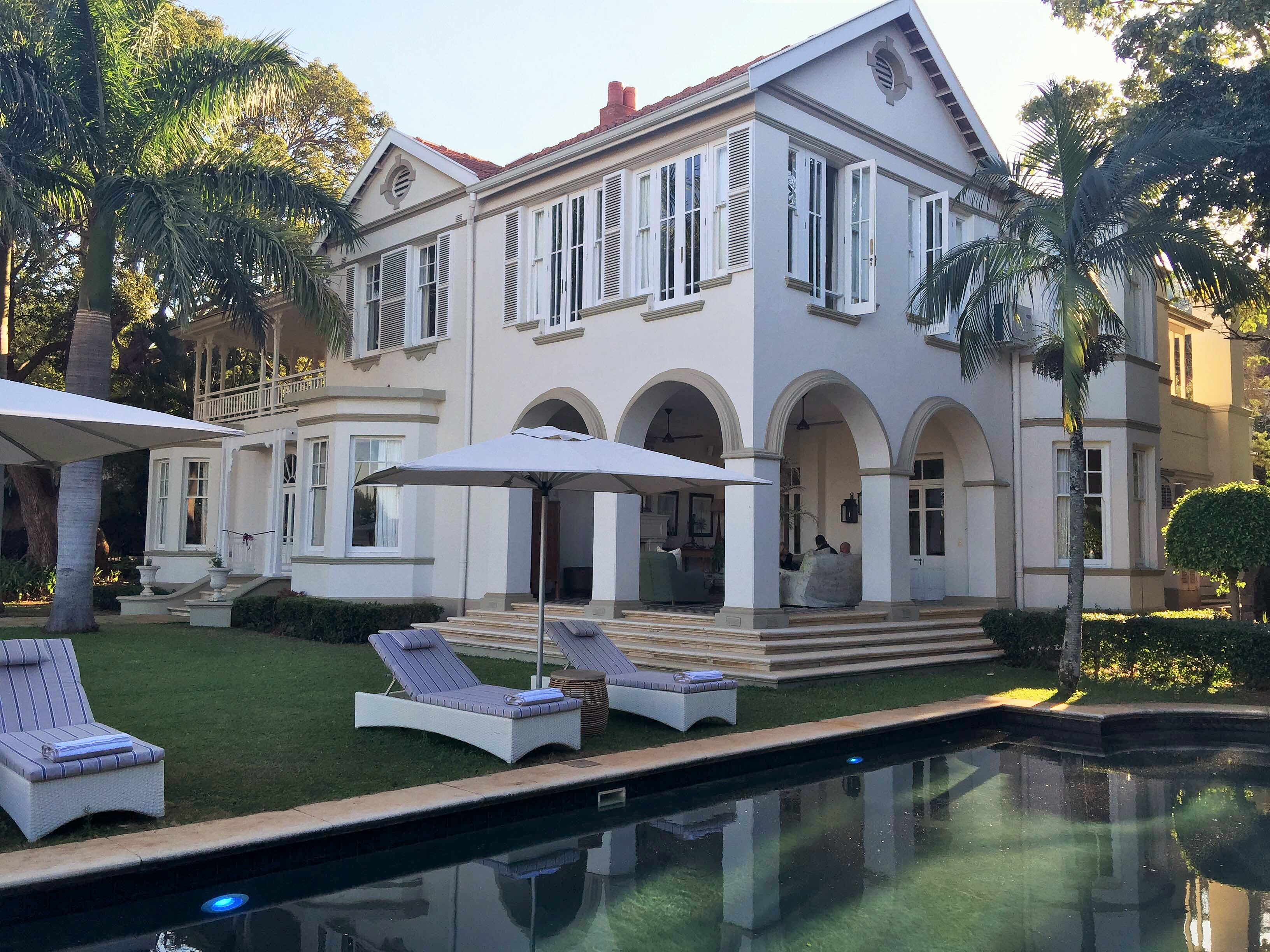 Luxury accommodation in the heart of Durban