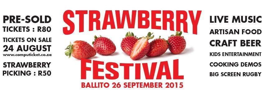 Let's go strawberry picking