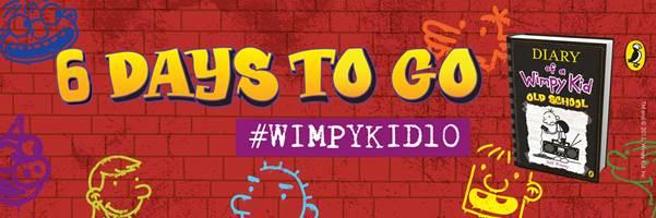 VIDEO: Wimpy Kid book trailer