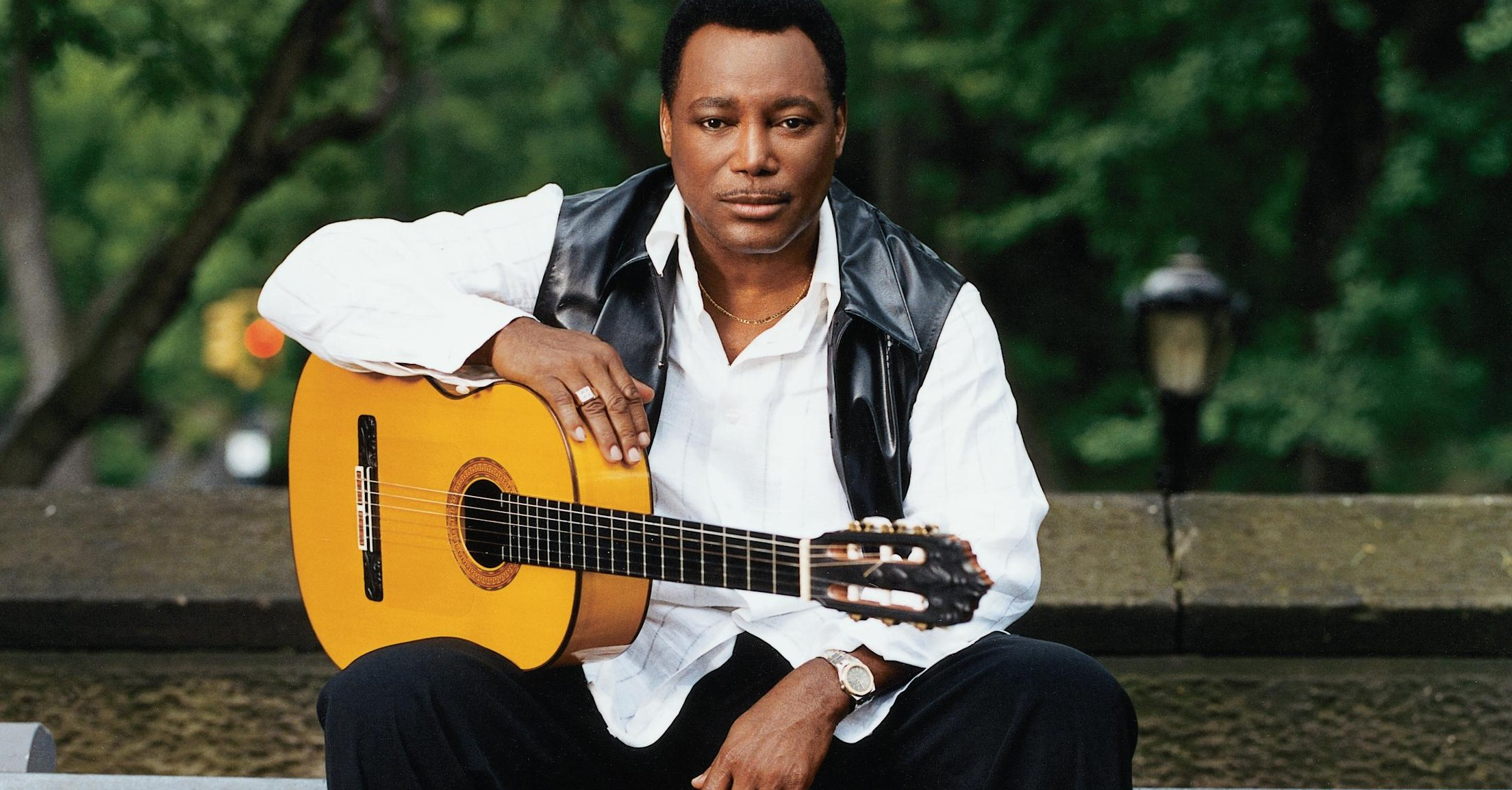 George Benson, Lionel Richie – all in one year!