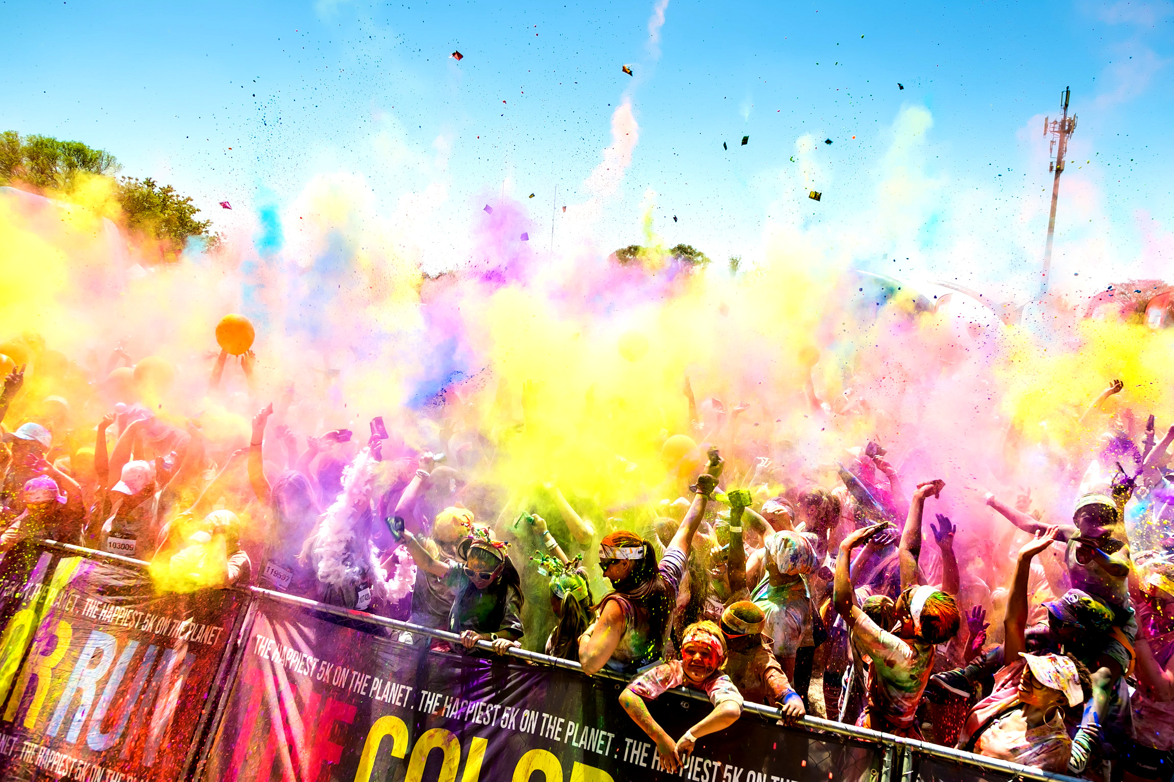 "Are you ready for ""The Happiest 5K on the Planet""?"
