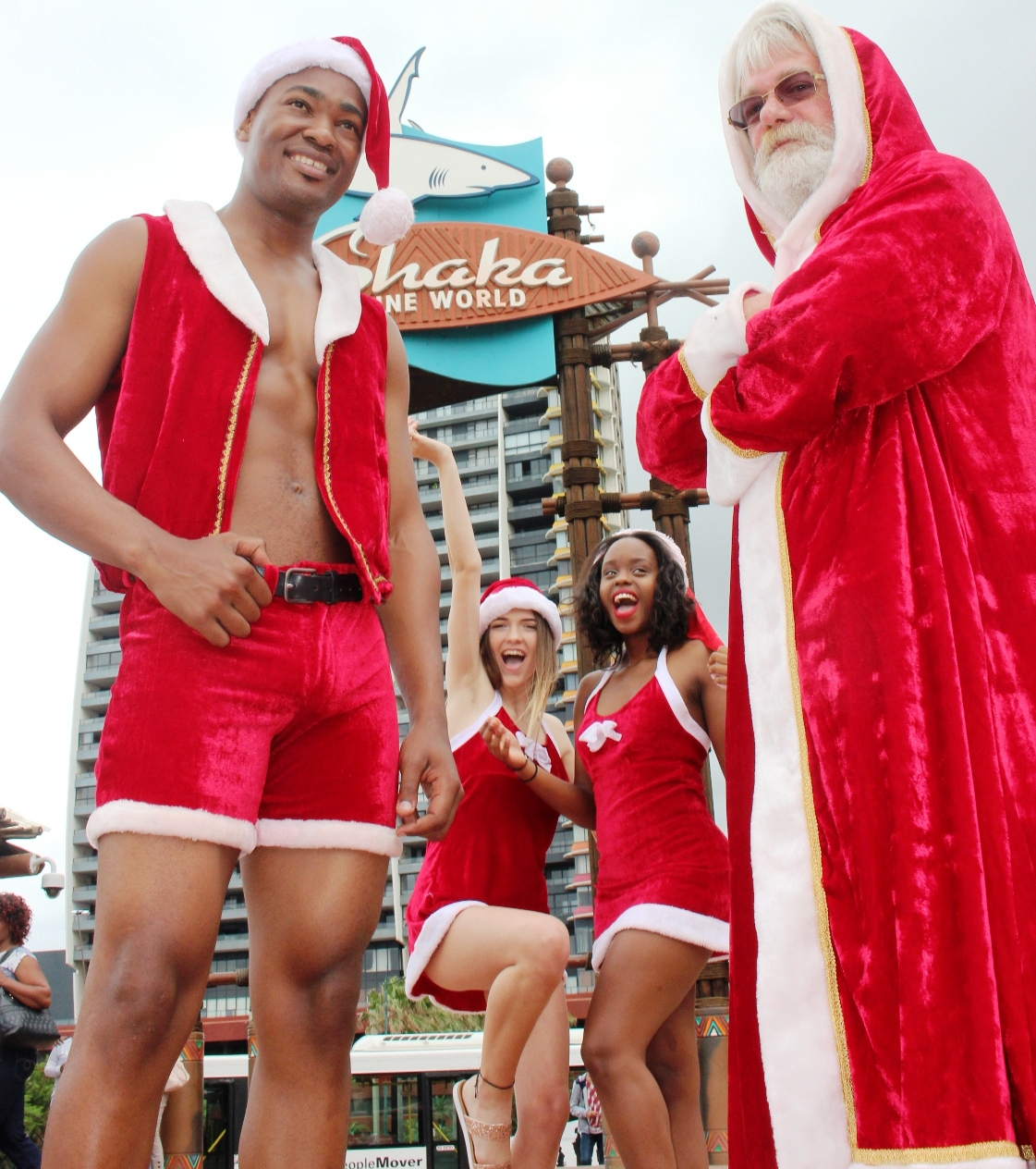 Festive fun at uShaka Marine World