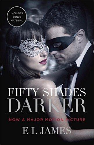 Win a copy of EL James's, Fifty Shades Darker