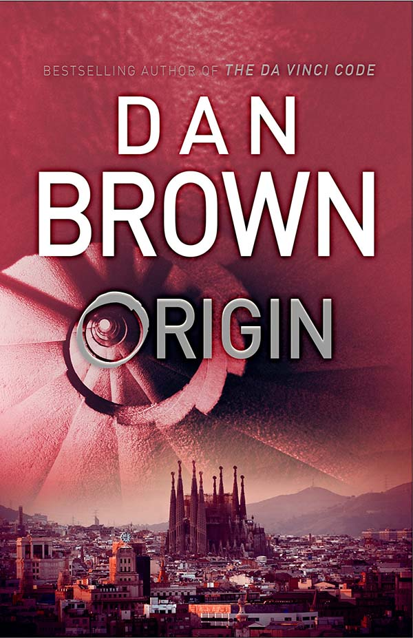 Dan Brown's Origin will be in stores soon