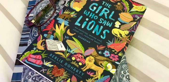 Sunday read: The Girl Who Saw Lions