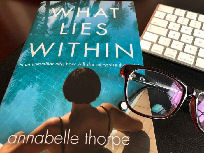 justmeneesha, book, novel, reading, what lies within, annabelle thorpe