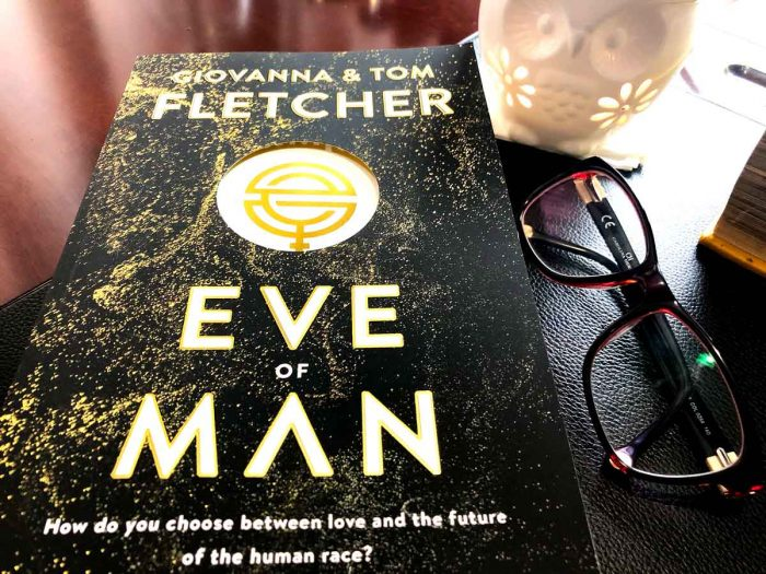 JustMeneesha, Meneesha Govender, book, reading, Eve of Man, Durban