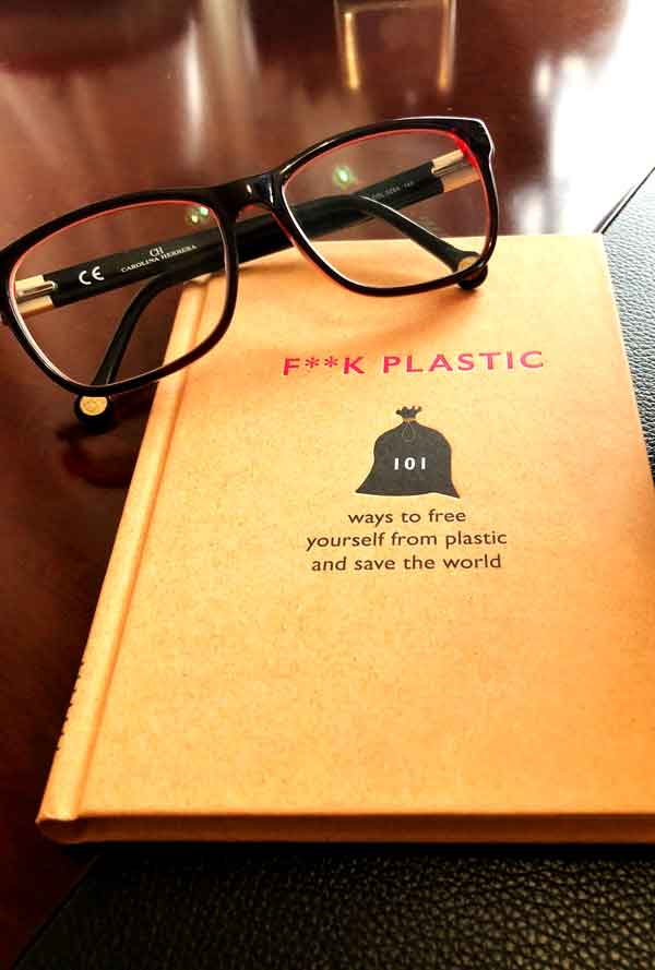 JustMeneesha, Meneesha Govender, book, reading, plastic, Durban