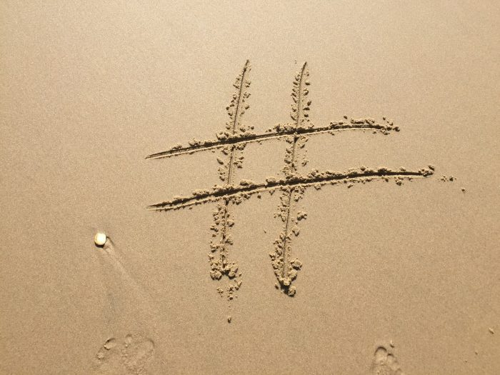 JustMeneesha, Meneesha Govender, blog, freelance, freelancer, entrepreneur, hashtags